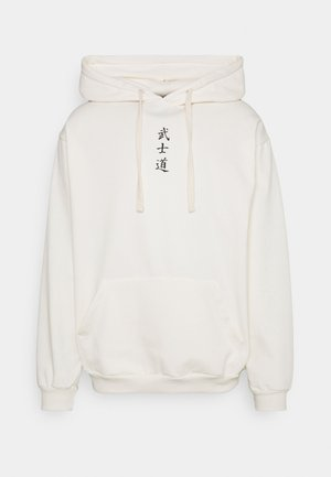 SUD CAP FACE EVERYTHING UNISEX - Hoodie - marfil