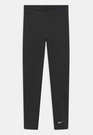 ONE - Leggings - black/white