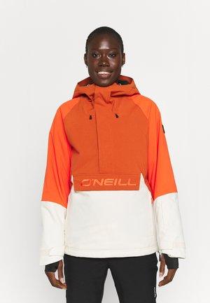 ORIGINALS ANORAK - Snowboard jacket - bombay brown