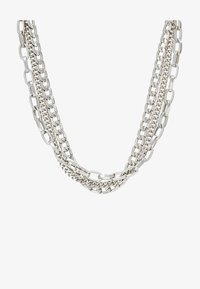 Weekday - MAURA CHAIN NECKLACE - Necklace - silver-coloured - 2