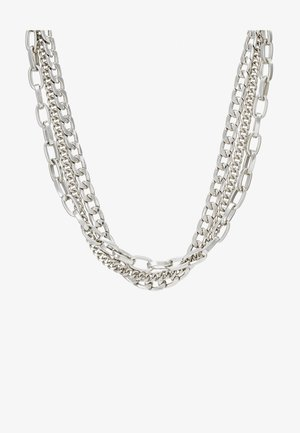 MAURA CHAIN NECKLACE - Necklace - silver-coloured