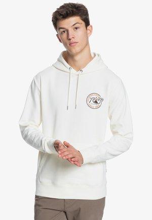 INTO THE WIDE HOOD - Sweatshirt - antique white