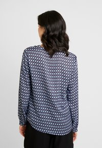Kaffe - KASARY TILLY BLOUSE - Bluser - midnight marine - 2