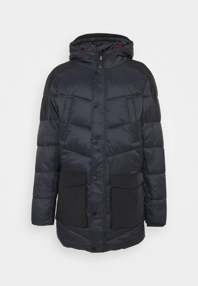 BALLARD - Winter coat - black