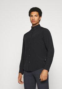 Mads Nørgaard - DUSTY SHIRTS - Shirt - black - 0