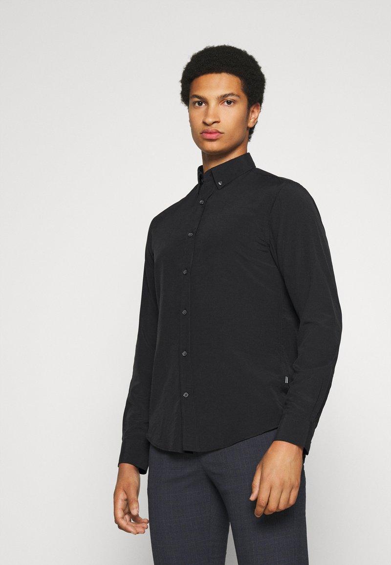 Mads Nørgaard - DUSTY SHIRTS - Shirt - black