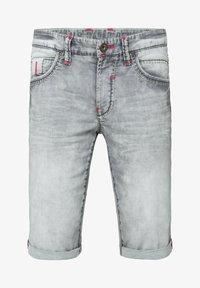 Camp David - Denim shorts - jogg grey - 3