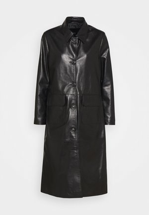 JESSICA COAT - Klasický kabát - black