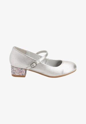 MARY JANE - Baleríny s páskem - silver