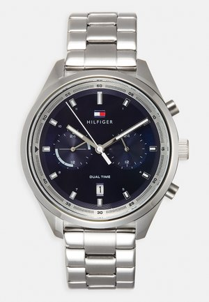 BENNT - Watch - silver-coloured