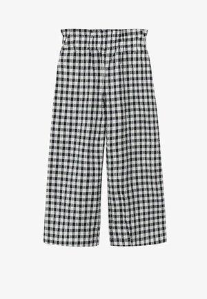 Kalhoty - off-white