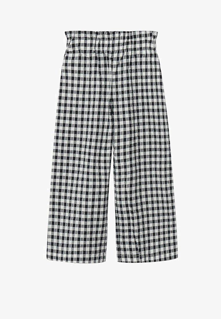 Mango - Trousers - off-white