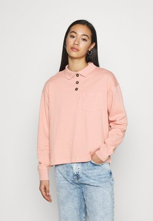 ONLPOLO - Polo shirt - rose tan
