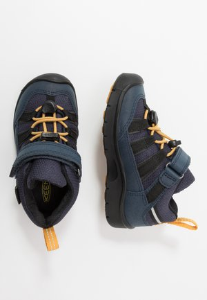 HIKEPORT 2 LOW WP - Zapatillas de senderismo - blue nights/sunflower