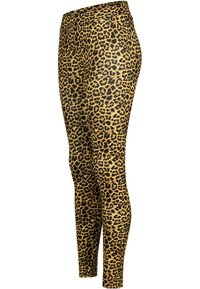 Urban Classics - Leggings - Trousers - leo - 4
