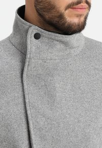 Only & Sons - ONSOSCAR COAT - Classic coat - light grey melange - 4