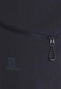 Salomon - OUTSPEED PANTS - Trousers - night sky - 2