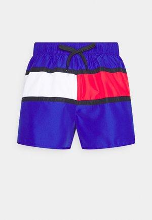 CORE FLAG RUNNER - Swimming shorts - blue