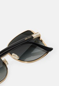 Jimmy Choo - FRIEDA - Sunglasses - black/gold-coloured - 2