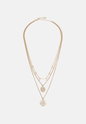 PCAGNY COMBI NECKLACE - Necklace - gold-coloured
