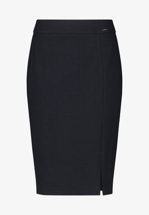 Pencil skirt - marine
