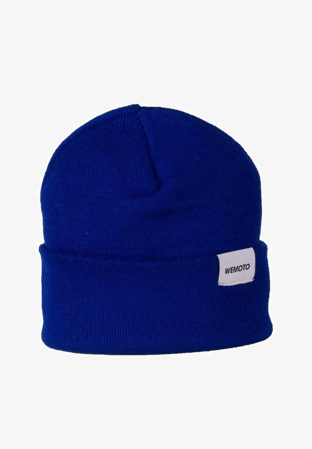 NORTH - Beanie - royal blue