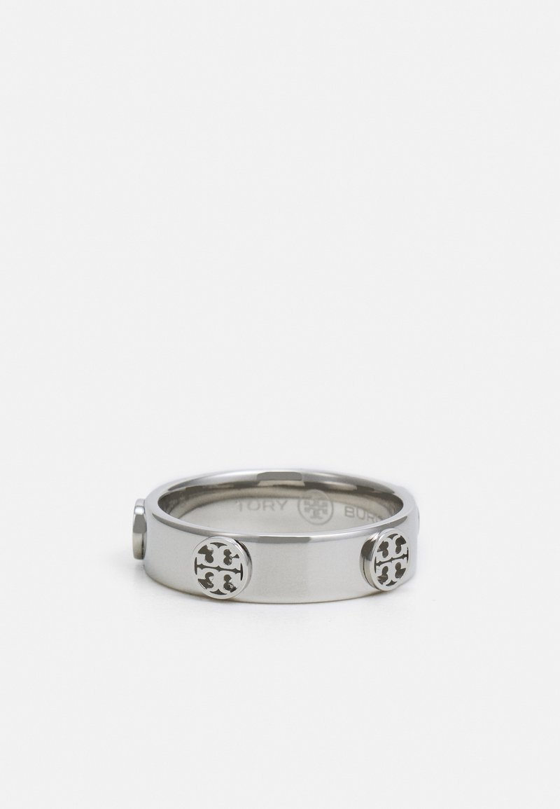 Tory Burch - MILLER STUD  - Ring - silver coloured