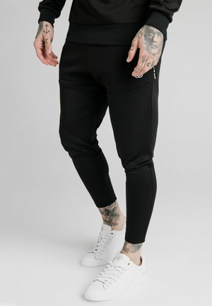 FUNCTION TRACK PANTS - Tracksuit bottoms - black