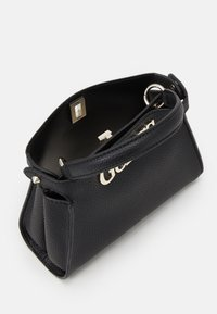 Guess - UPTOWN CHIC SATCHEL - Handbag - black - 2