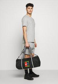 Nike Performance - COURT - Sports bag - black/white - 1