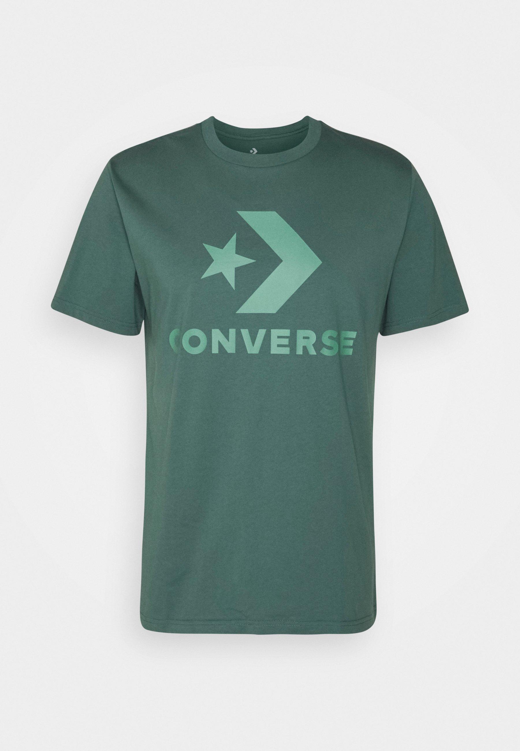 Men STAR CHEVRON TEE - Print T-shirt