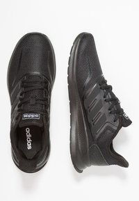 adidas Performance - RUNFALCON - Zapatillas de running neutras - core black - 1
