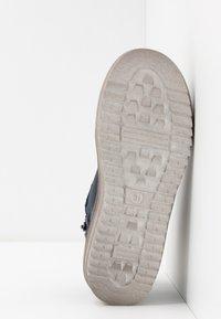 Friboo - Sneakersy wysokie - dark blue - 4