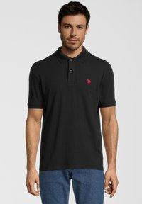 U.S. Polo Assn. - Polo shirt - black - 0