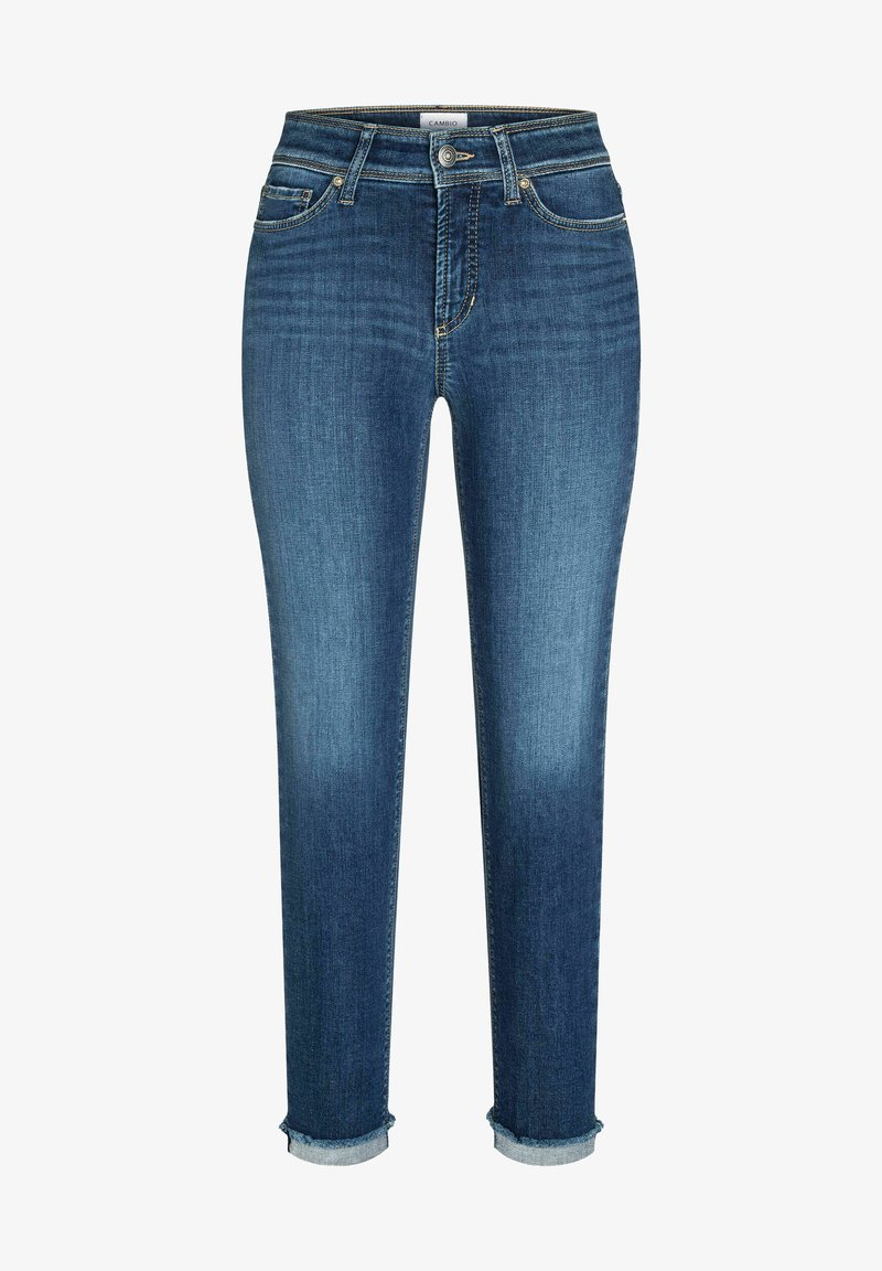 Cambio - Slim fit jeans - stoned blue