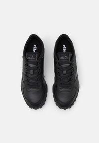 Ellesse - TANKER - Sneakers - black - 3
