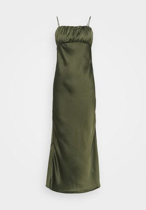 LADIES DRESS - Iltapuku - forest green