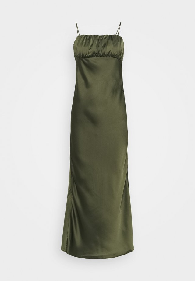 LADIES DRESS - Galajurk - forest green
