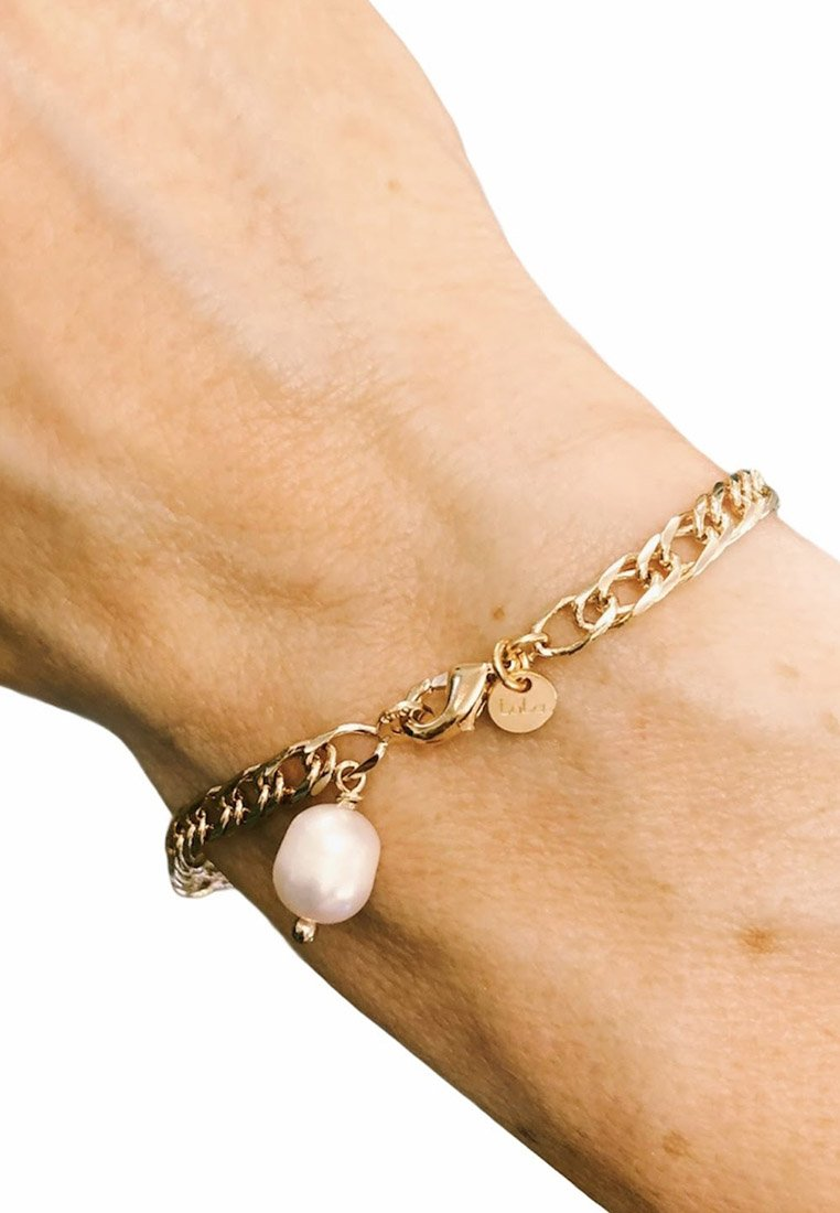 LOLA - Bracelet - gold