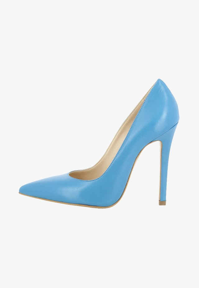 DAMEN  LISA - Zapatos altos - blue