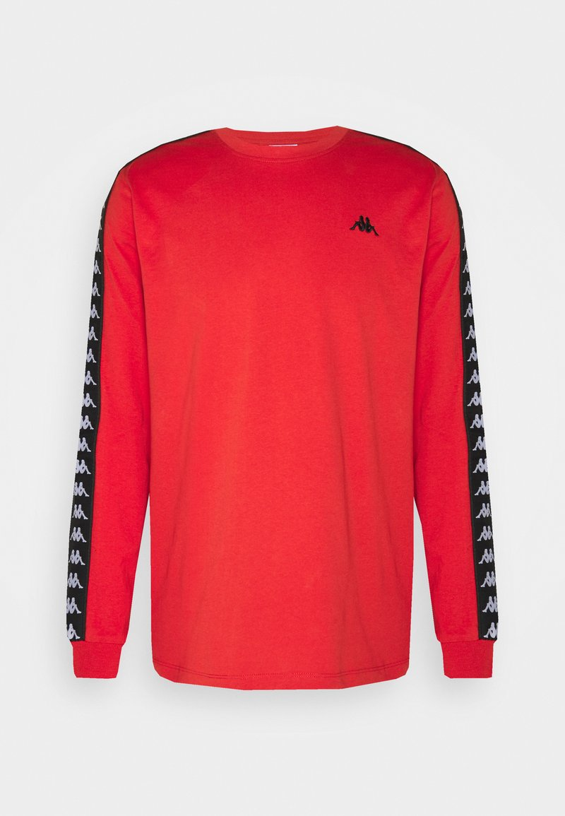 Kappa - JENK - Maglietta a manica lunga - aurora red