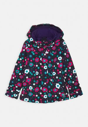 ELODIE FLOWER POWER - Kurtka snowboardowa - multicoloured
