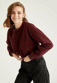DeFacto - Sweatshirt - bordeaux - 0