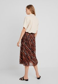 one more story - SKIRT - A-Linien-Rock - coffee caramel - 3