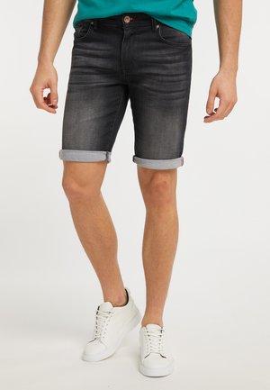 Shorts vaqueros - black stone