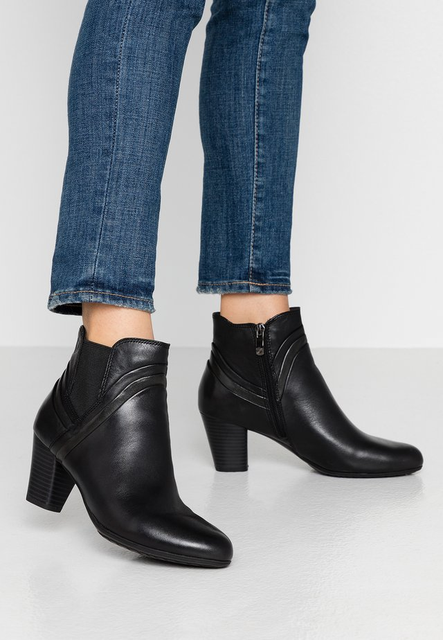 BOOTS - Ankle boots - black