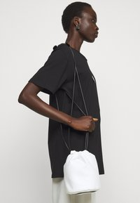 MM6 Maison Margiela - Print T-shirt - black - 4