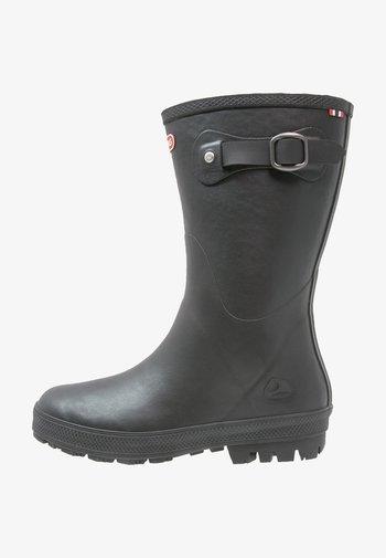 HEDDA  - Gummistøvler - black