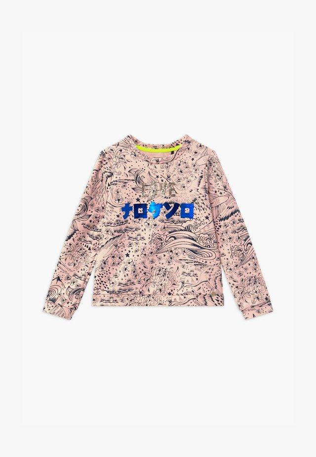 TOKYO - Sweatshirt - rose poudré