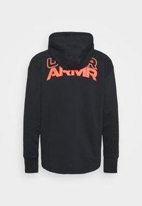 Under Armour - Zip-up hoodie - black - 6